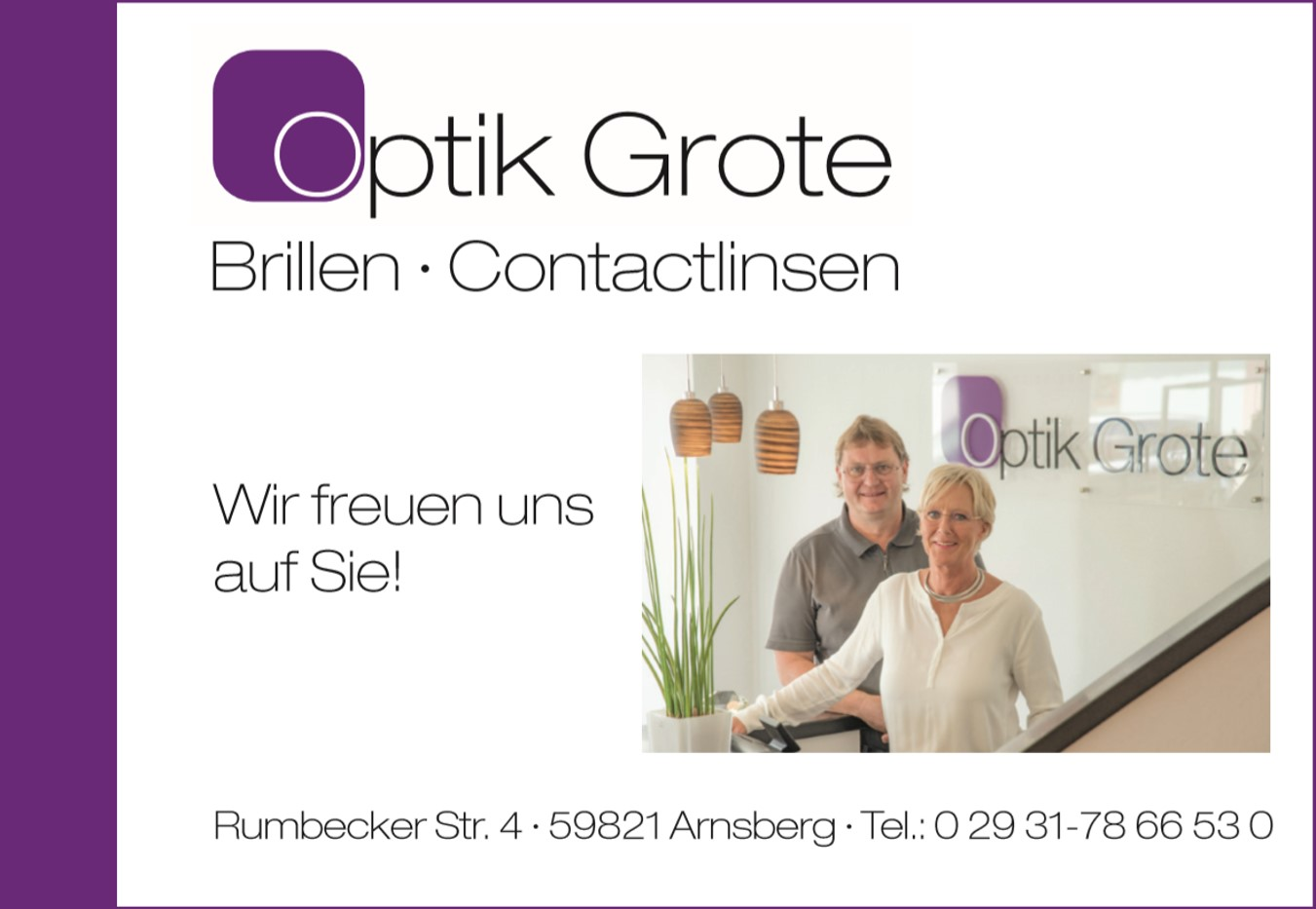 Optik Grothe